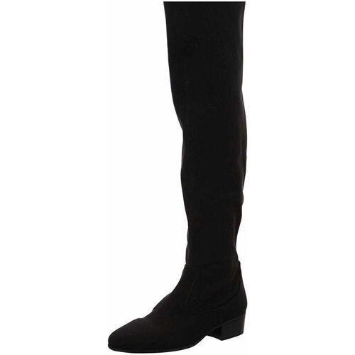 Lamica Stiefel schwarz 38