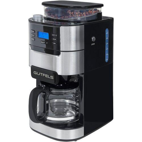 Gutfels Kaffeemaschine mit Mahlwerk KA 8102 swi Permanentfilter 1x4