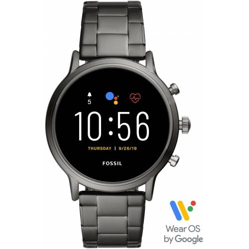 Fossil Smartwatches THE CARLYLE HR SMARTWATCH FTW4024 Smartwatch