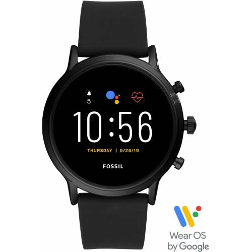 Fossil Smartwatches THE CARLYLE HR SMARTWATCH FTW4025 Smartwatch
