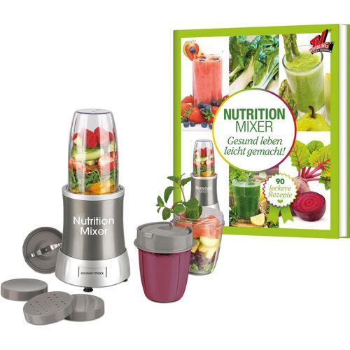 GOURMETmaxx Smoothie-Maker Nutrition 700 Watt