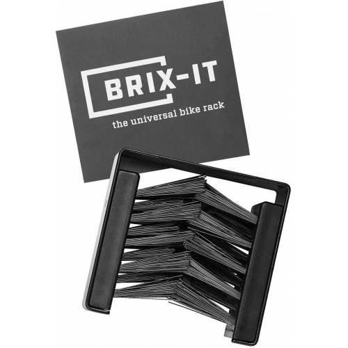 BRIX-IT BRIX-IT Fahrrad Wandhalterung Fahrrad-Wandhalterung