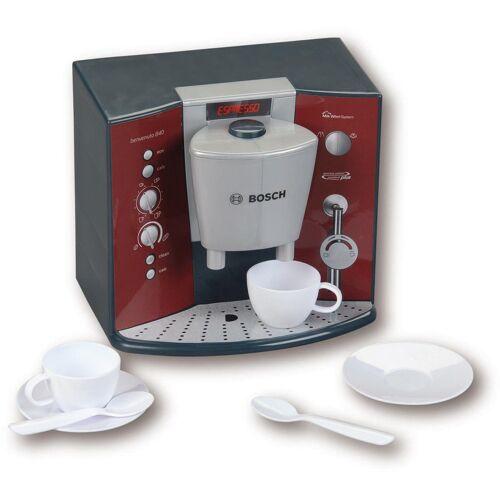 """Klein Kinder-Kaffeemaschine """"Bosch Kaffeemaschine mit Sound & Espressoset"""""""