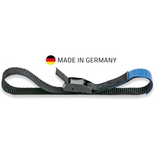 Adam Hall Accessories SZK 254 - Zurrgurt mit Klemmverschluss 25 mm, 4 m Länge