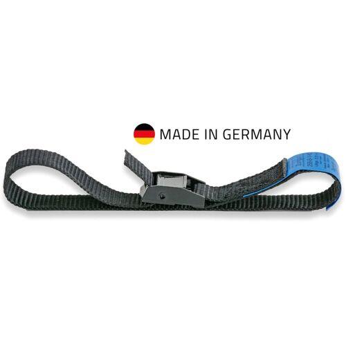 Adam Hall Accessories SZK 258 - Zurrgurt mit Klemmverschluss 25 mm, 8 m Länge