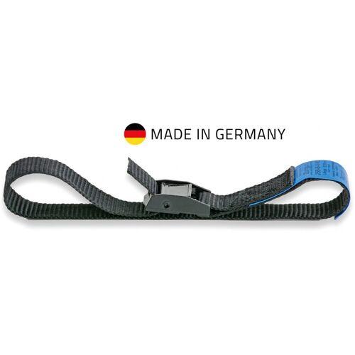 Adam Hall Accessories SZK 251 - Zurrgurt mit Klemmverschluss 25 mm, 1 m Länge