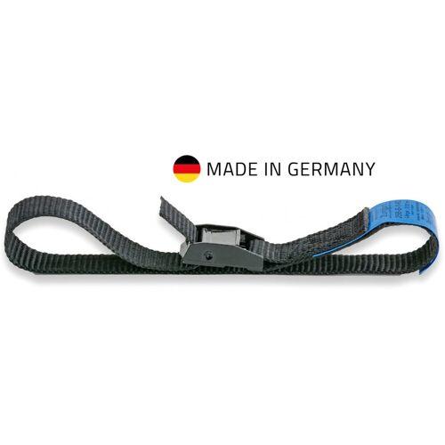 Adam Hall Accessories SZK 256 - Zurrgurt mit Klemmverschluss 25 mm, 6 m Länge