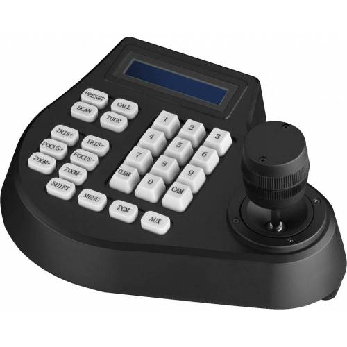 MONACOR KB-100 Universal-PTZ-Steuerpult