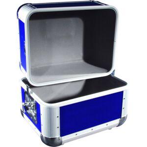 ROADINGER Platten-Case ALU 50/50 abgerundet dunkelblau