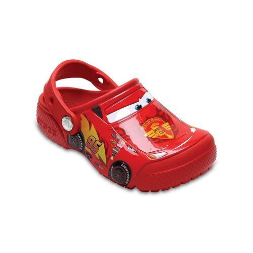 Crocs Fun Lab Disney and Pixar Cars Clogs Kinder Flame 25