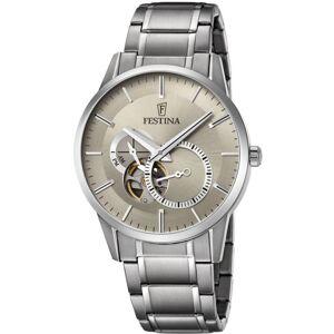 Festina Automatic Herrenuhr in Silber F6845/2