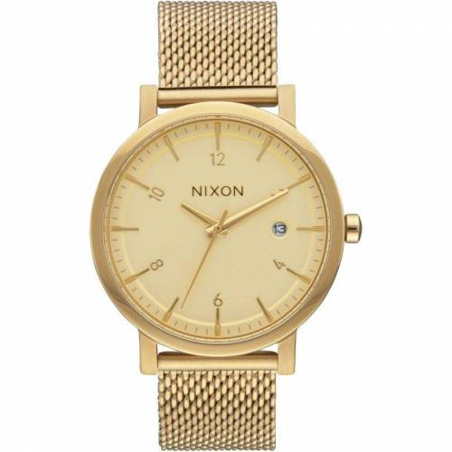 Nixon The Rollo 38 SS Herrenuhr in Gold A1087-502