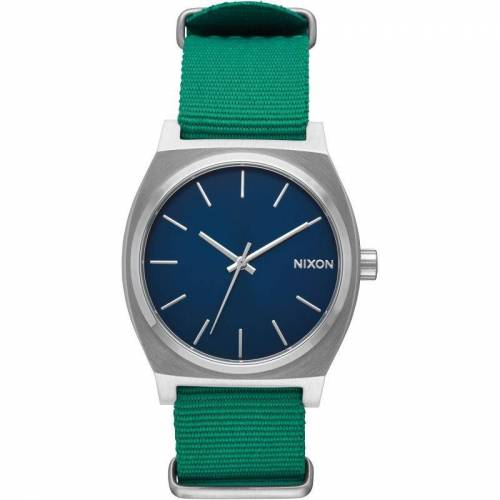 Nixon The Time Teller Nato Collection The Time Teller Unisexuhr in Grün A045-742