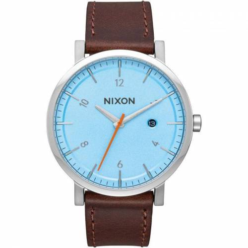 Nixon The Rollo Herrenuhr in Braun A945-2547