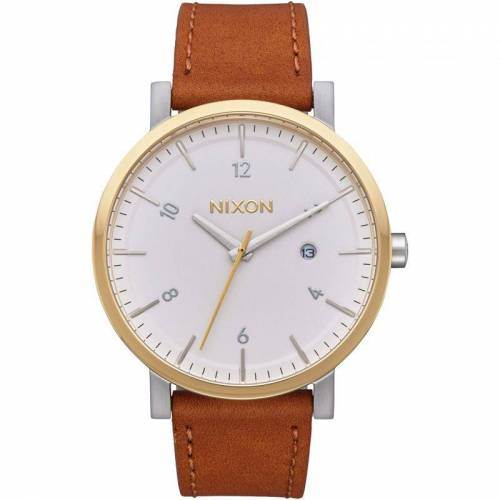 Nixon The Rollo Unisexuhr in Braun A945-2548