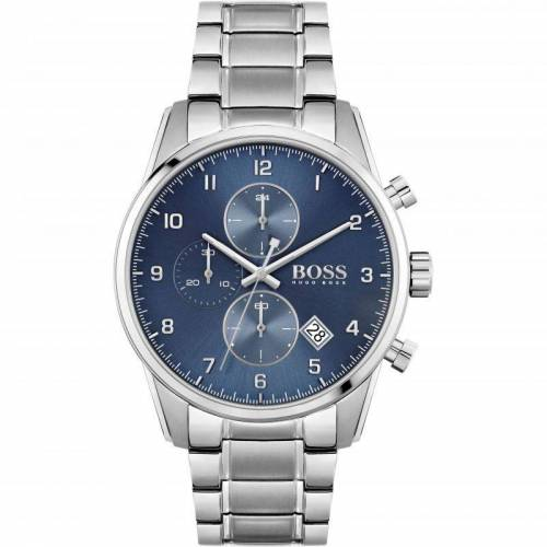 Hugo Boss Skymaster Skymaster Herrenchronograph in Silber 1513784