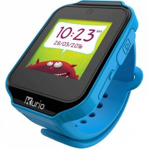 Kurio Bluetooth Smart 1.0 Blue Kinderuhr in Blau C16500