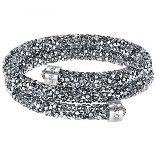Swarovski Jewellery Damen Swarovski Swarovski-Kristall Crystaldust Armreif rhodiniert 5237762