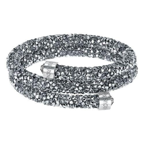 Swarovski Jewellery Damen Swarovski Swarovski-Kristall Crystaldust Armreif rhodiniert 5255898
