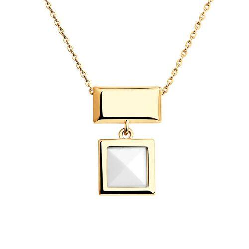 Sokolov Damen Sokolov Edge Halskette 14 Karat Gold 70272