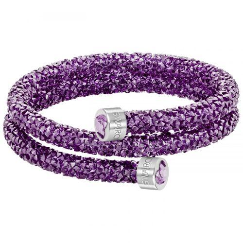 Swarovski Jewellery Damen Swarovski Swarovski-Kristall Crystaldust Armreif Edelstahl 5278497