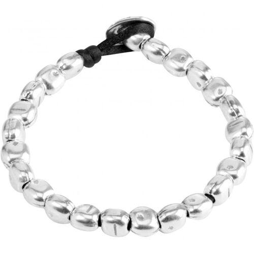 UNOde50 Jewellery Damen UNOde50 Semillas Armband versilbert PUL0109METL