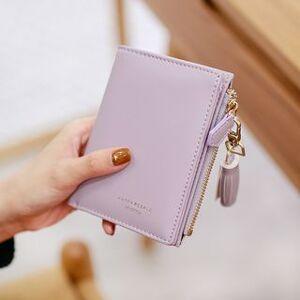 Rinka Doll Zip Wallet