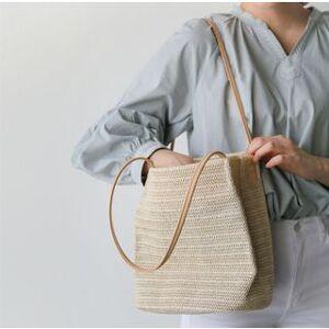 monroll Straw Handbag