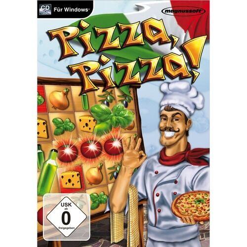 Magnussoft Pizza, Pizza!       (PC)