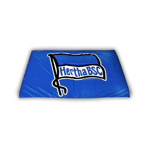 Hertha BFC Hissfahne Logo