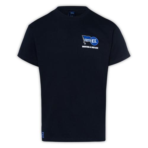 Hertha BFC T-Shirt Hertha und der KSC , , , , ,