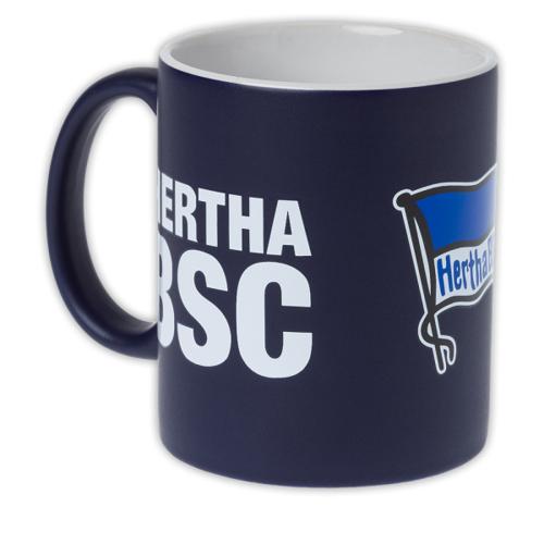 Hertha Tasse Logo Lack