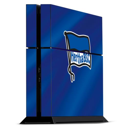 PS4 Konsolen Folie Logo