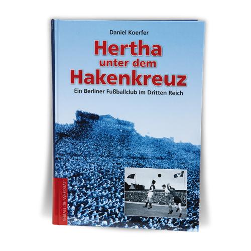 Buch Hertha unter dem Hakenkreuz