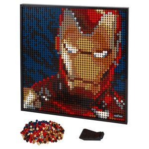 Lego Marvel Studios Iron Man - Kunstbild