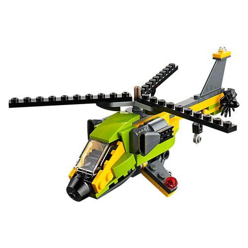 Lego Hubschrauber-Abenteuer