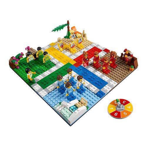 Lego Ludo-Spiel