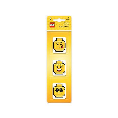 Lego Radiergummis– 3er-Pack