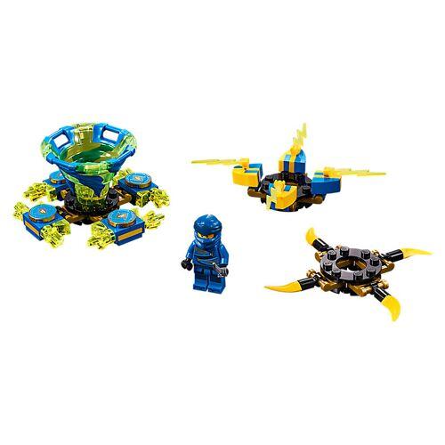 Lego Spinjitzu Jay