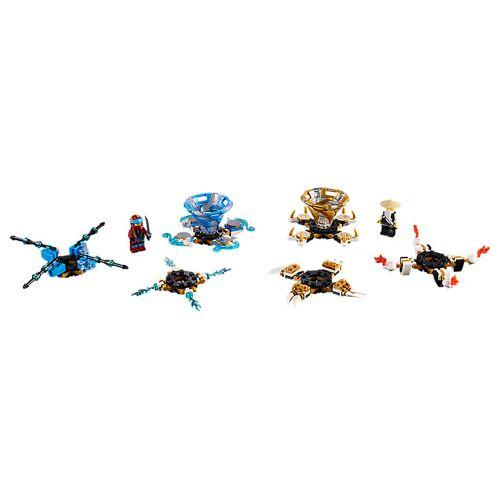 Lego Spinjitzu Nya & Wu