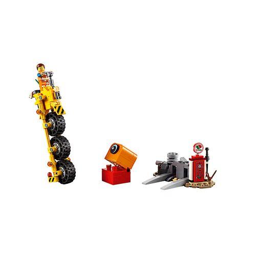 Lego Emmets Dreirad!