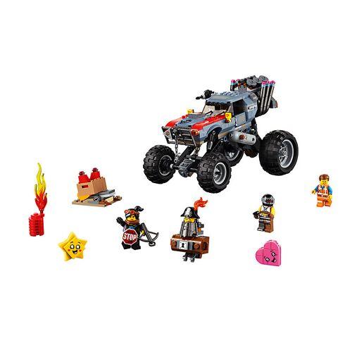 Lego Emmets und Lucys Flucht-Buggy!