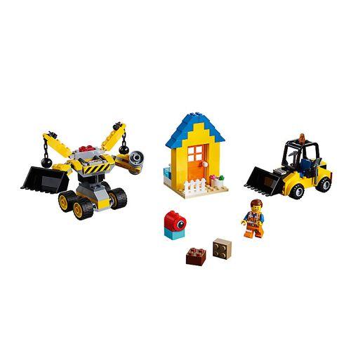 Lego Emmets Baukoffer!