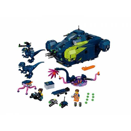 Lego Der Rexplorer von Rex!