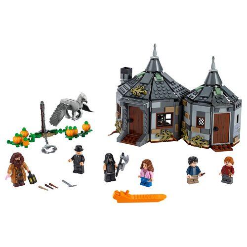 Lego Hagrids Hütte: Seidenschnabels Rettung