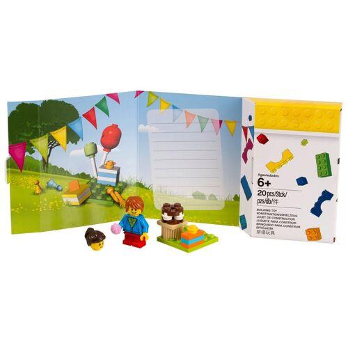 Lego Iconic Geburtstagskarte