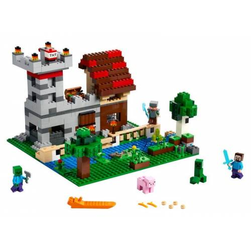 Lego Die Crafting-Box 3.0