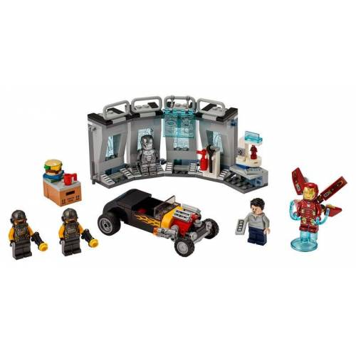 Lego Iron Mans Arsenal