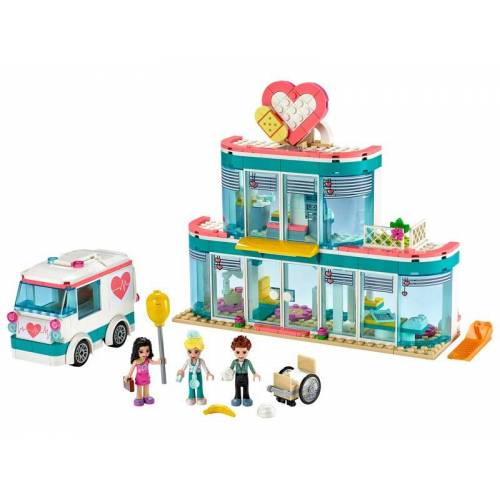 Lego Krankenhaus von Heartlake City