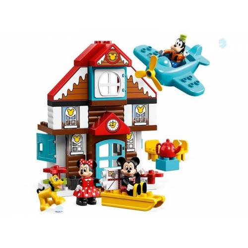 Lego Mickys Ferienhaus